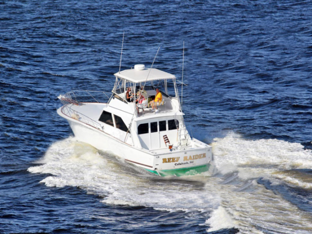 Reef Raider Charters​